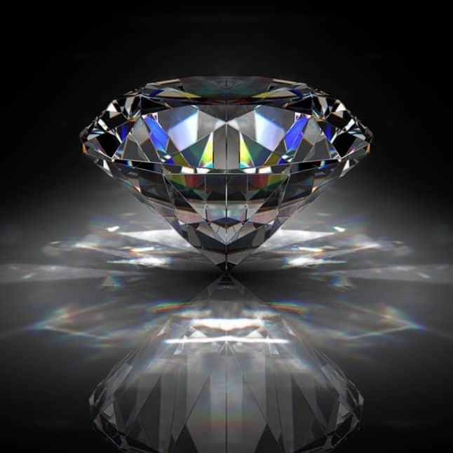 gyémánt kő