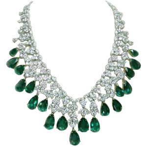 gyémánt nyakék